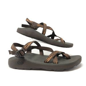 Chaco Men's Z Volv2 Gobi Coffee Size 14 Sandals